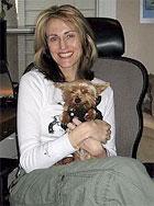 Judie Hughes, Gadgeteer