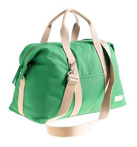 Gap Premium Canvas Duffle Bag