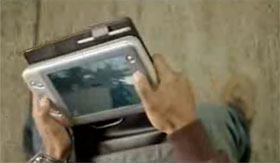 Microsoft Origami Man Purse Video Frame 10