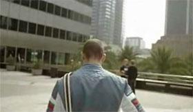 Microsoft Origami Man Purse Video Frame 22