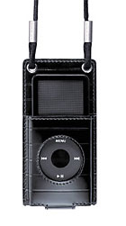 Dior Black Tie iPod Nano Case