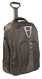 T-Tech Pulse West Broadway 20-inch Wheeled Carry-On Convertible Backpack