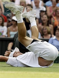 Andy Roddick Back in the Game